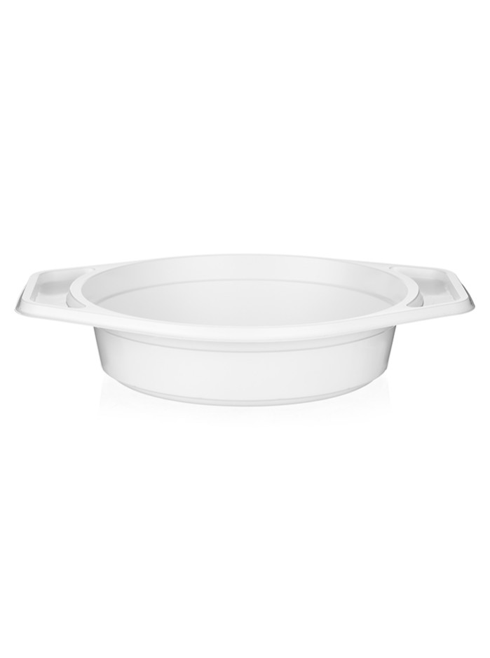 Bowl with handles PP 350 ml